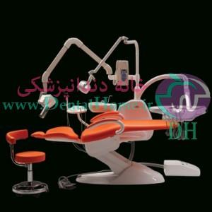 یونیت صندلی دندانپزشکی دنتوس EXTRA 3006C FULL OPTION